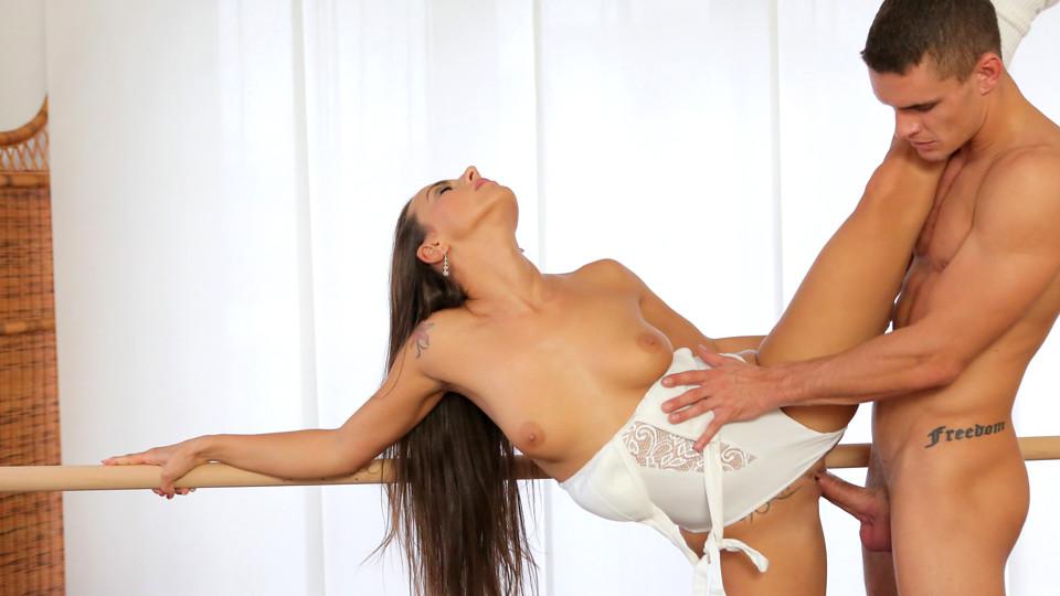 Flexible Form - Petite Ballerinas Fucked