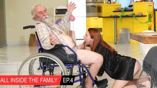 All inside the family Ep.4 Granddad having the time of his life - Club Seventeen