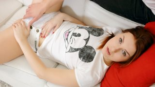 Ginger, wet and hot as hell - Teen Mega World
