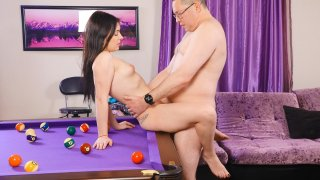 Pool lesson opens fresh pussy - Teen Mega World