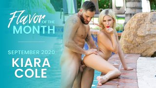 September 2020 Flavor Of The Month Kiara Cole - S1:E1 - PetiteHDPorn