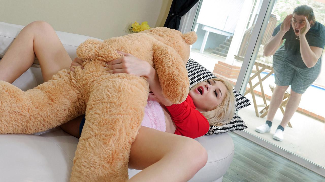 Freaky With The Teddy - Exxxtra Small