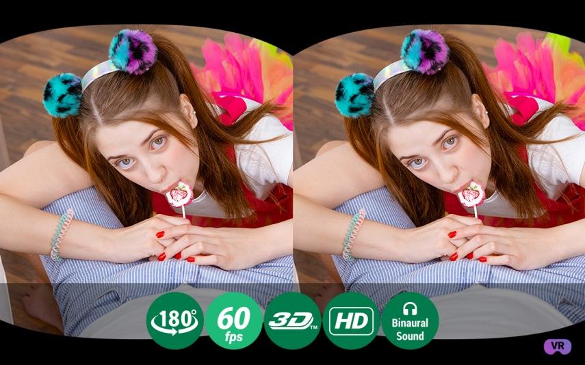 Lollipop and dick in gentle hands - Teen Mega World